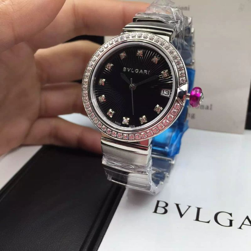 BVLGARI Watch BV1099 Black