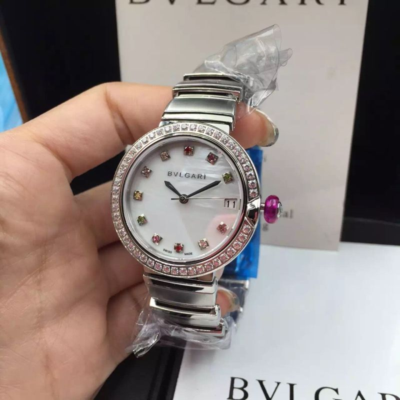BVLGARI Watch BV1099 White
