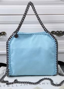Stella McCartney Falabella Small Bag SM886 Light Blue