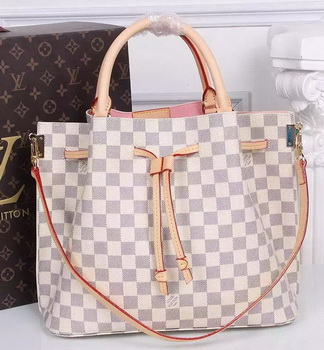 Louis Vuitton Damier Azur Canvas GIROLATA Bag N41579