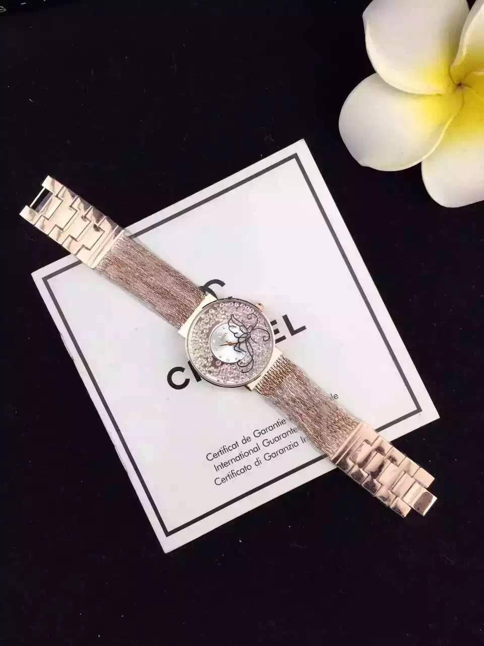 Chanel Diamond Watch CHA1613