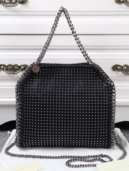 Stella McCartney Falabella Small Bag SM886T Black
