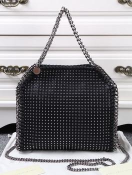 Stella McCartney Falabella Small Bag SM886T Black