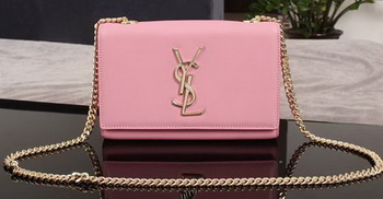 Yves Saint Laurent Monogramme Cross-body Shoulder Bag 1311228 Pink