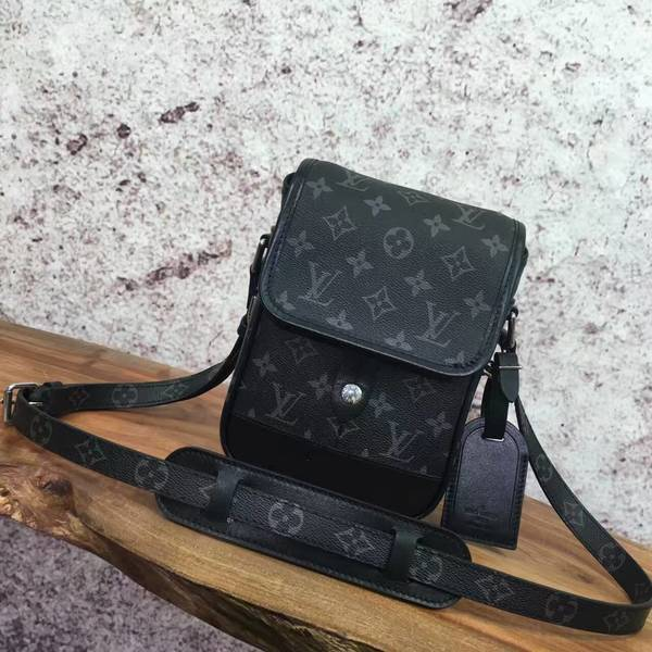 Louis Vuitton Monogram Eclipse Mens Bag 40139