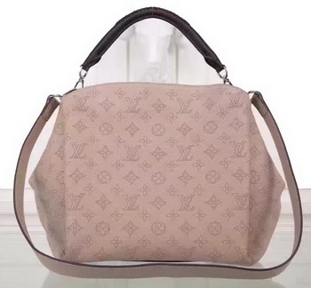 Louis Vuitton Calfskin Leather Babylone PM M50031 Apricot