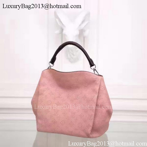 Louis Vuitton Calfskin Leather Babylone PM M50031 Pink