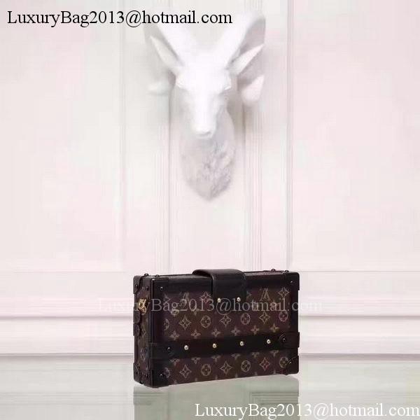 Louis Vuitton Petite Malle Monogram Canvas Bag M86286