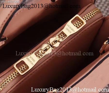 Louis Vuitton Monogram Empreinte NANO MONTAIGNE Bag M50865 Pink