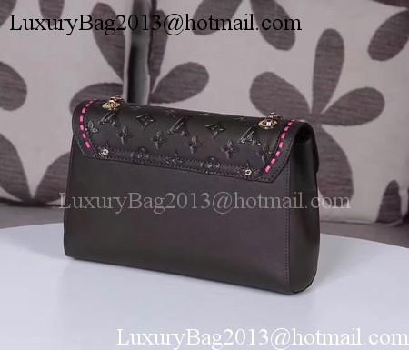 Louis Vuitton Monogram Empreinte SAINT-GERMAIN PM M43266 Brown