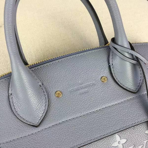 Louis Vuitton Monogram Empreinte PONT NEUF Bag M41754A Light Blue