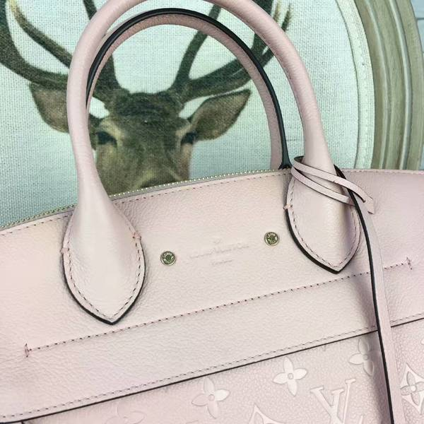 Louis Vuitton Monogram Empreinte PONT NEUF Bag M41754A Light Pink