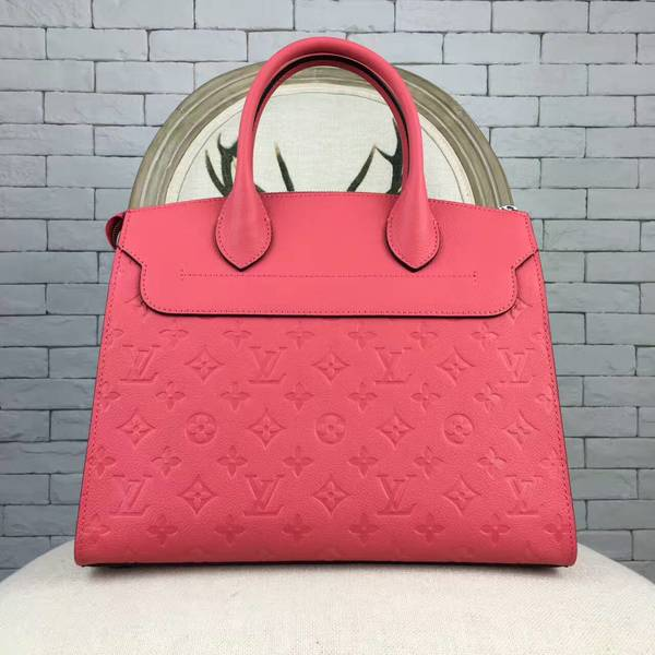 Louis Vuitton Monogram Empreinte PONT NEUF Bag M41754A Pink