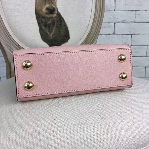Louis Vuitton Monogram Empreinte PONT NEUF Bag M41755A Light Pink