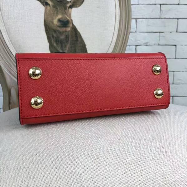 Louis Vuitton Monogram Empreinte PONT NEUF Bag M41755A Red