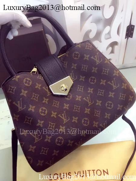Louis Vuitton Monogram Canvas Tote Bag M42562 Black
