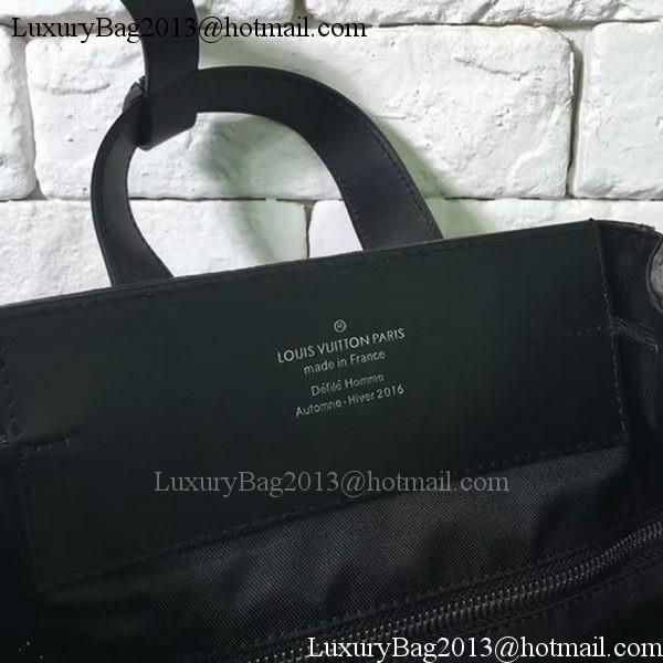 Louis Vuitton Monogram Eclipse BACKPACK EXPLORER M40527