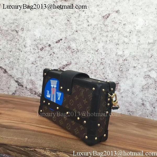 Louis Vuitton Monogram Canvas PETITE MALLE WORLD TOUR M43229