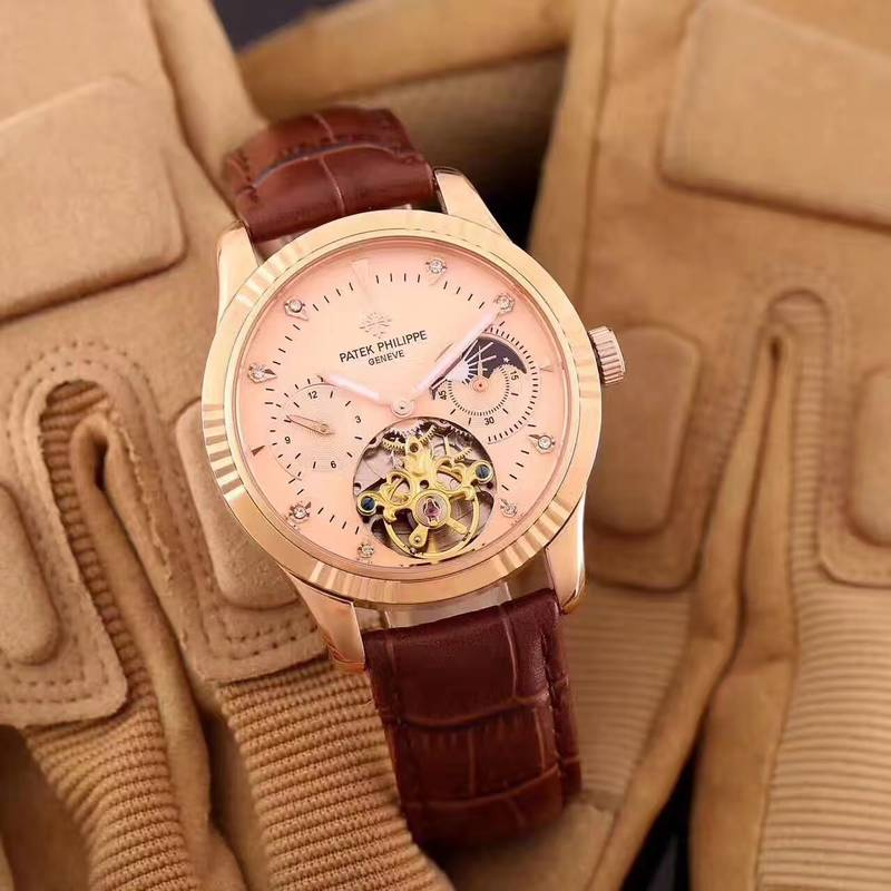 Patek Philippe Geneve Watch Glod 17524