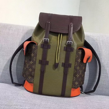 Louis Vuitton Epi Leather CHRISTOPHER PM Bag M58868 Khaki