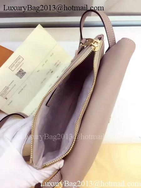Louis Vuitton Monogram Empreinte POCHETTE FELICIE M50258 Light Pink