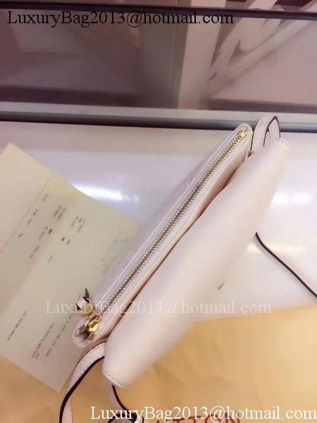 Louis Vuitton Monogram Empreinte POCHETTE FELICIE M50258 White