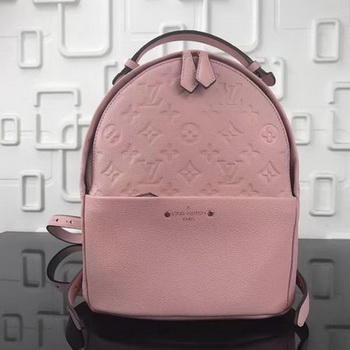 Louis Vuitton Monogram Empreinte SORBONNE BACKPACK M44016 Pink