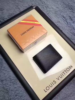 Louis Vuitton Epi Leather MULTIPLE WALLET M60662