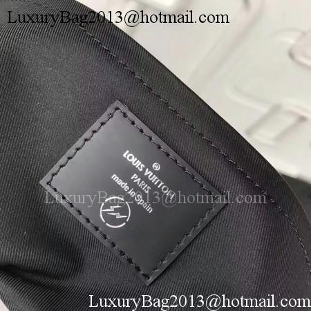 Louis Vuitton Monogram Eclipse APOLLO MESSENGER PM M43410