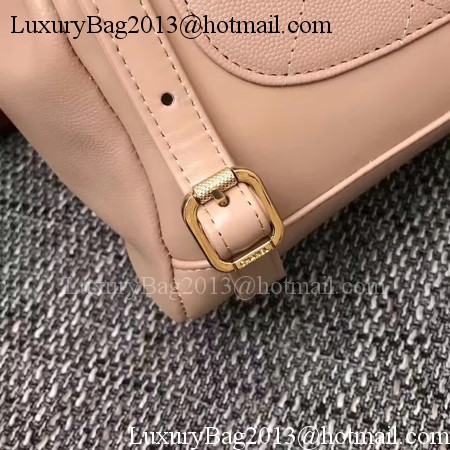 Chanel Original Leather Backpack CHA2590 Apricot