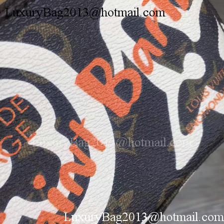 Louis Vuitton Monogram Canvas POCHETTE ACCESSOIRES M60158 OffWhite