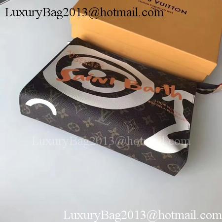 Louis Vuitton Monogram Canvas TOILETRY POUCH 26 M44137 OffWhite