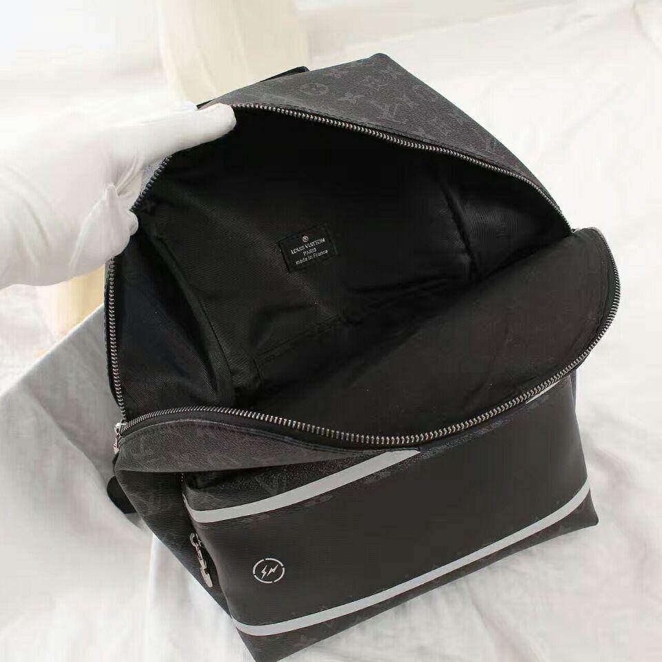 Louis Vuitton Monogram Eclipse Backpack 17720