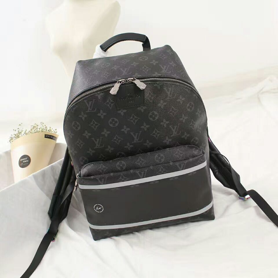 Louis Vuitton Monogram Eclipse Backpack 17720
