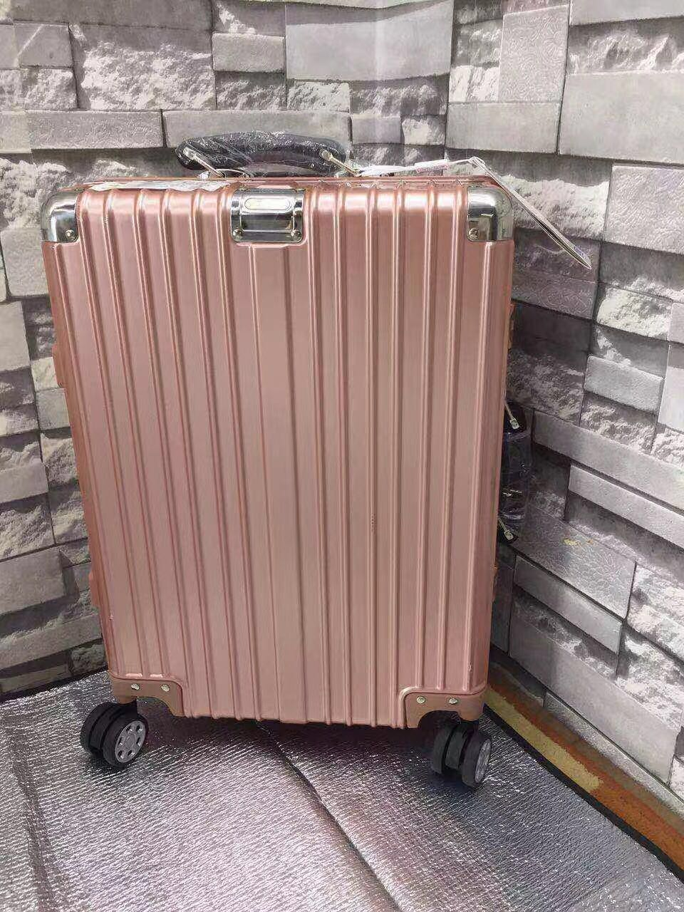 RIMOWA Travel Luggage 1783 Pink