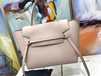 Celine Belt Bag Original Palm Skin Leather C3349 OffWhite