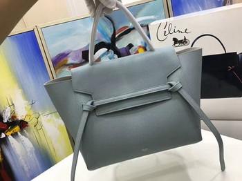 Celine Belt Bag Original Smooth Leather C3349 SKyBlue
