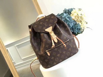 Louis Vuitton Monogram Canvas MONTSOURIS M43431
