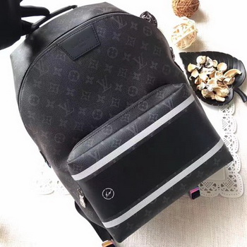 Louis Vuitton Monogram Eclipse Canvas APOLLO BACKPACK M43408