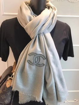 Chanel Scarf CC2836 Green