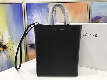 Celine Cabas Phantom Bags Original Leather C3365 Black
