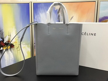 Celine Cabas Phantom Bags Original Leather C3365 Grey