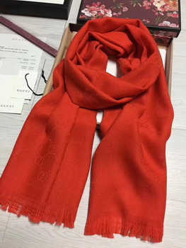 Gucci Scarf G2827 Orange