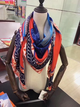 Hermes Scarf H1766 Orange