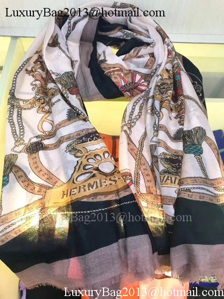 Hermes Scarf H2839 Apricot