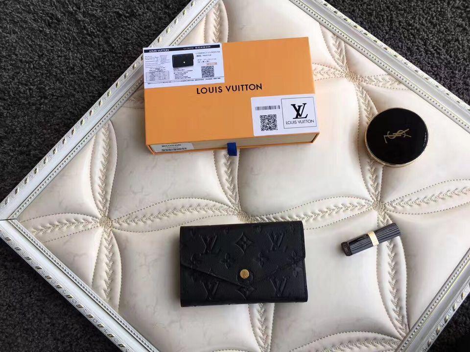 Louis Vuitton Monogram Empreinte Wallet M60567