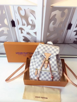 Louis Vuitton Damier Azur Canvas MONTSOURIS N43431