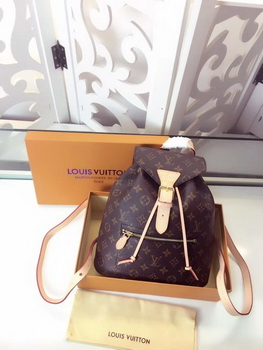 Louis Vuitton MONTSOURIS Monogram Canvas Bag M43431