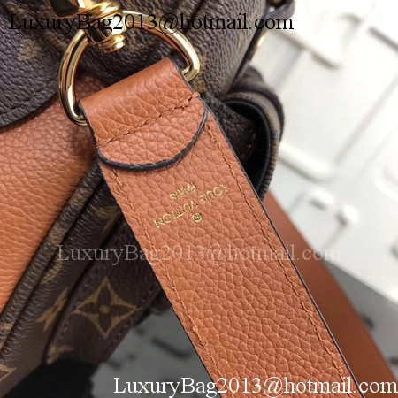 Louis Vuitton Monogram Canvas MANHATTAN Bag M43482 Brown