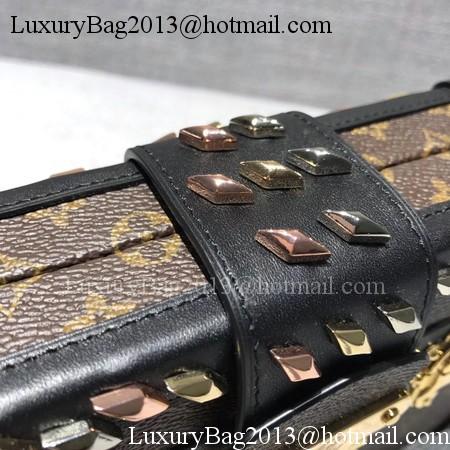 Louis Vuitton Petite Malle Monogram Canvas Bag M40273